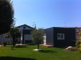 extension maison contemporaine extension bois maison maçonnée construction de maisons en bois