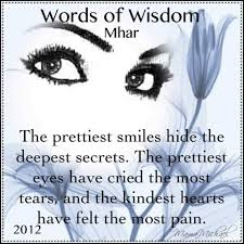 quotes about love latest top words of wisdom quotes the prettiest smiles hide the deepest