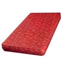 Single Bed Mattress Online India Sleepwell Single Size Spring Mattress 72x35x6 Inches Buy