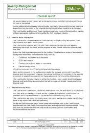 gmp audit report template audit sop 1 1 jpg