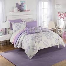 Purple And Gray Comforter Buy Butterfly Comforters From Bed Bath U0026 Beyond