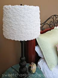 Diy Lamp Shade Diy Lamp Shade Made From Ikea Ofelia Blanket Sweet Charli