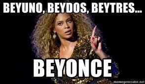 Beyonce Meme Generator - beyuno beydos beytres beyonce sassy beyonce is sassy meme