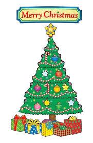 Classroom Christmas Tree Displays