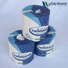 wrapped toilet paper twinsaver 2 ply wrapped tidy world