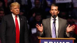 donald trump jr on the outs with his father over russia meeting