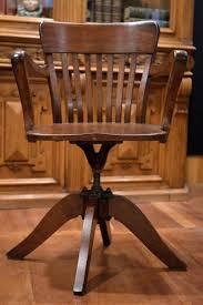 fauteuil de bureau americain fauteuil de bureau americain 1930 chene massif fauteuils