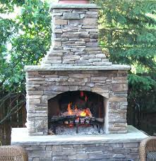 Outdoor Fireplace Canada - outdoor fireplace natural gas u2013 popinshop me