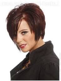 short hairstyles for round faces plus size fuller face ooh so pretty with a short hairstyle log in with your