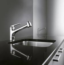 Sigma Faucets Bathroom Design Fascinating Stainless Steel Countertop With Sigma