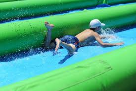slide the city made a splash in dogtown and we have photos to