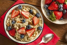 oatmeal is the best breakfast food ever the leaf