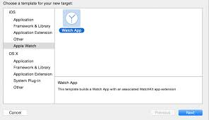 how to create a u201chello world u201d watchkit app