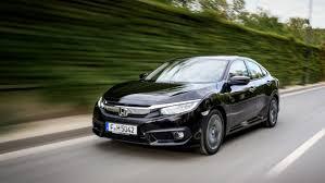 honda civic 2017 sedan 2017 honda civic sedan lands in europe with 1 5l turbo only