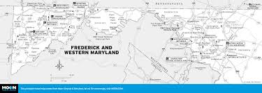 maryland map printable travel maps of maryland moon travel guides