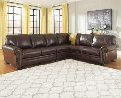 Jcpenney Leather Sofa by Signature Design By Ashley Francesco 3 Piece Leather Match