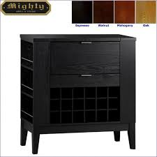 Oak Wine Cabinet Sale Furniture Amazing Bar Table With Storage Stainless Steel Liquor
