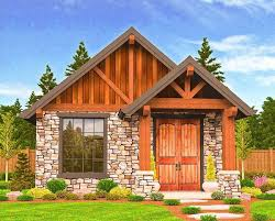 small vacation home plans plan 85106ms rustic guest cottage or vacation getaway