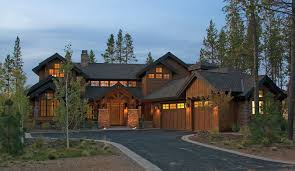 traditional craftsman house plans with three luxurious master suites and four bedrooms in all this