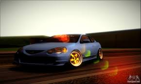 acura integra stance acura rsx stance for gta san andreas