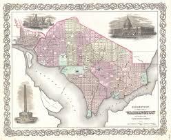 Washington Dc On The Map by Washington D C Masonic Philosophical Society