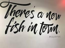 Quote on wall Picture of Taiyaki NYC New York City TripAdvisor