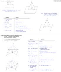 math plane planes properties and proofs