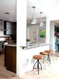 cuisine ouverte avec bar sur salon cuisine ouverte bar top ro com