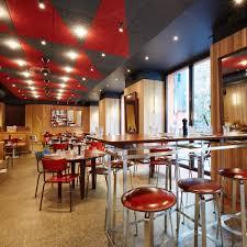 Esszimmer Bmw Welt Riva Pizzeria In Schwabing München Creme Guides