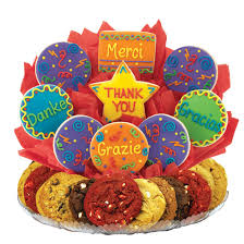 many thanks cookie boutray cookies by design