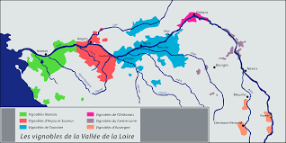 Loire Valley France Map by Loire Valley History Culture And Great Wine Hay Wines