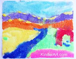 sand painting lesson plan multicultural art and craft lessons for