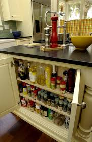 kitchen island storage 65 ingenious kitchen organization tips and storage ideas