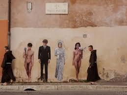 auto porta portese murale in via di porta portese turismo roma