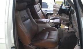 Ford Truck Interior Accessories 1995 Bronco With King Ranch Interior Fsb Forums Bronco Ideas
