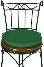 Garden Bistro Chair Cushions Red 15