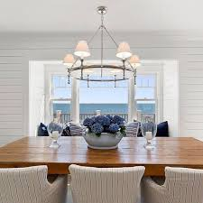 Circa Lighting Chandeliers Coastal Hues And Endless Views Classic Ring Chandelier By E F