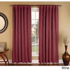 Maroon Curtains For Living Room Ideas Beautify Your Interior Design Living Room With Blackout