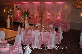 pink chair covers pink decor theme md decor chair covers