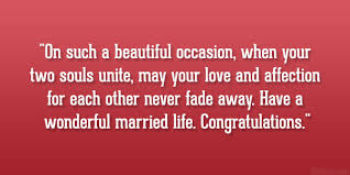 newly married quotes 29 delightful wedding wishes quotes
