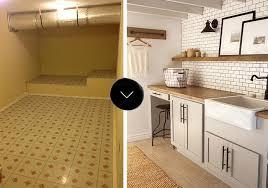 room makeover before after jenna s laundry room makeover design sponge