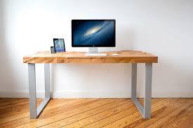 Glass Metal Computer Desk Desk Looking For Computer Desk Wood Metal Computer Desk Black