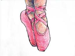 draw ballet shoes pictures ehow