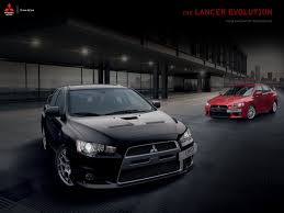 black mitsubishi lancer mitsubishi lancer evolution wallpaper u2013 import insider