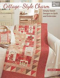 Cottage Quilts And Fabrics by The Works