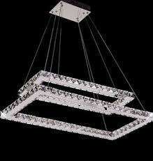 Chandeliers Led Rectangular Dining Room Led Chandelier Pendant Lighting