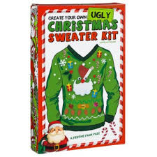 you own sweater kit assorted