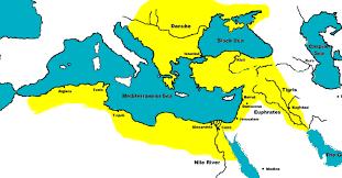 Present Day Ottoman Empire Spread