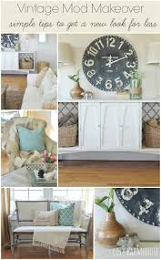 vintage mod makeover simple tips to get a new look for less city