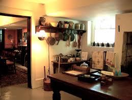 Kitchen Cabinet 1800s 1800 U0027s Rooms The 1800 U2032s Kitchen Of Elizabeth Latimer Country